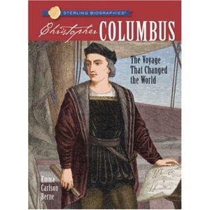 4/$15 🌻 Christopher Columbus Biography Book